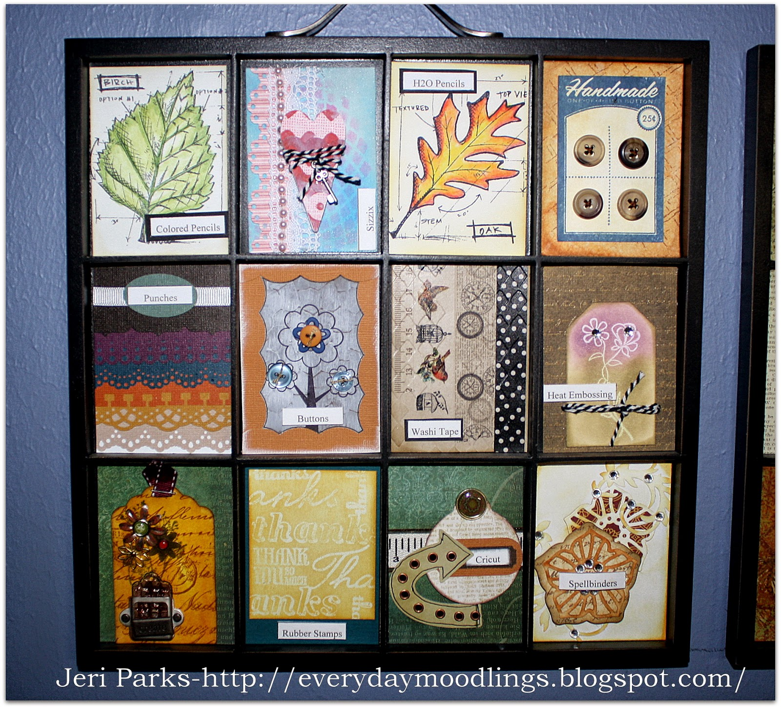 Everyday Moodlings-Project Inspiration