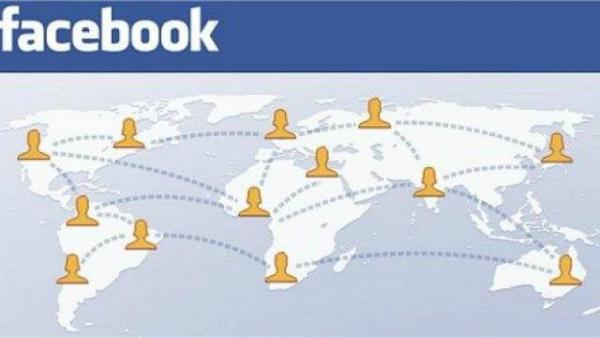 دراسة: هذا هو عدد أصدقائك الحقيقيين على فيسبوك !