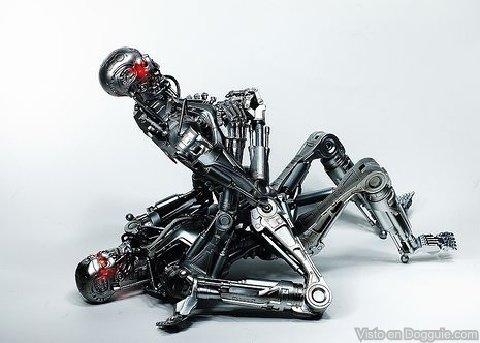 kamasutra robots 05 Ternyata Robot terminator Juga Bisa Melakukan ML, FULL FOTO