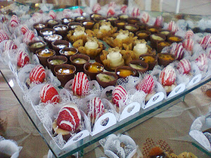Mesa de doces finos