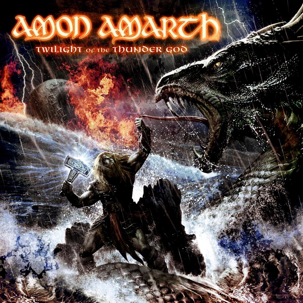 Amon Amarth Live 2013