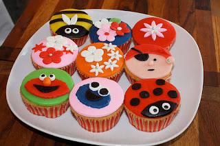 Cup Cakes Maken Ideas