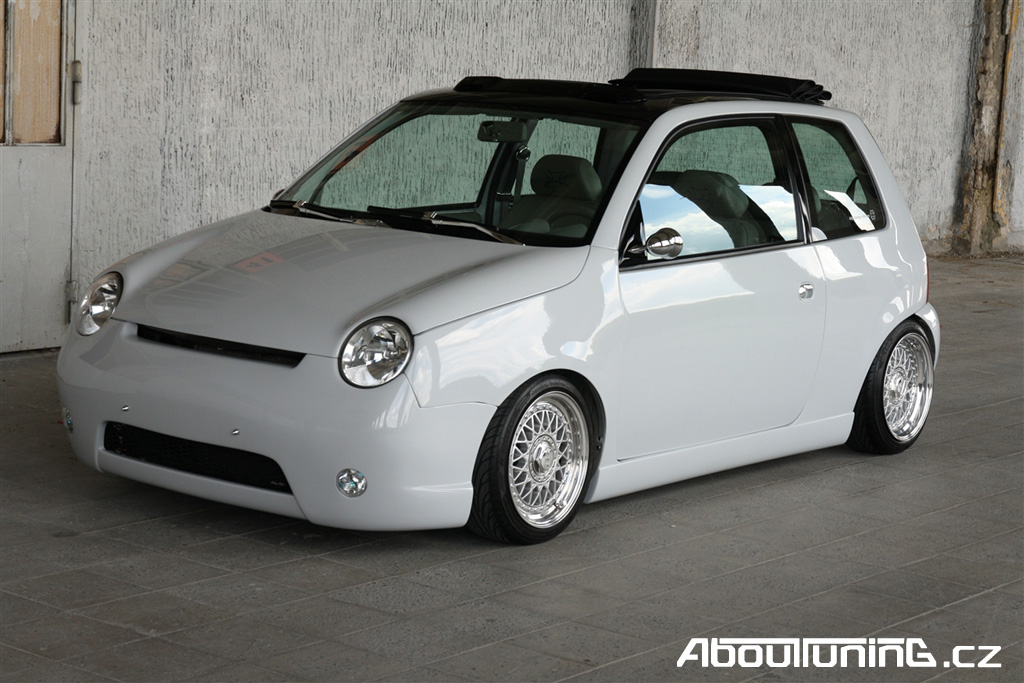 about tuning vw lupo 16v