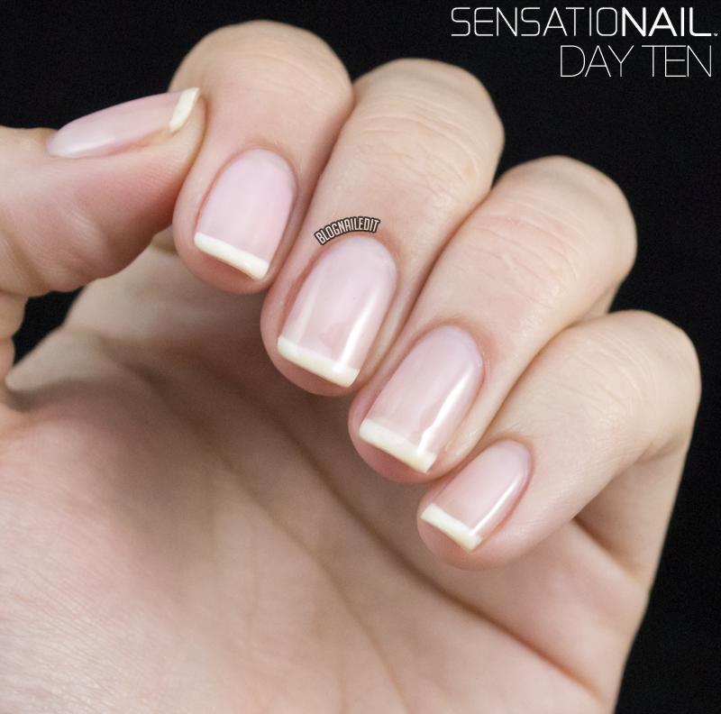 Sensationail At Home Gels Review Nailed It The Nail Art Blog