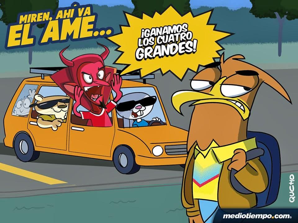 Chivas vs América: los memes del partido por la Liga MX