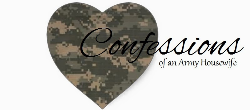 Confessions of an Army Housewife