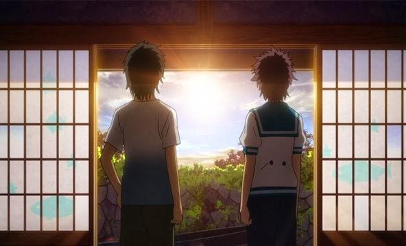 شاهد الحلقة 2 من أنمي الخريف القادم بقوة Nagi No Asukara-ep2