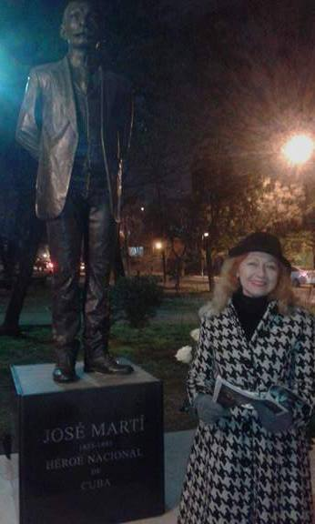 Lectura Poetica Homenaje a Jose Marti