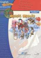 English Online: Music Mania, Intermediate 3