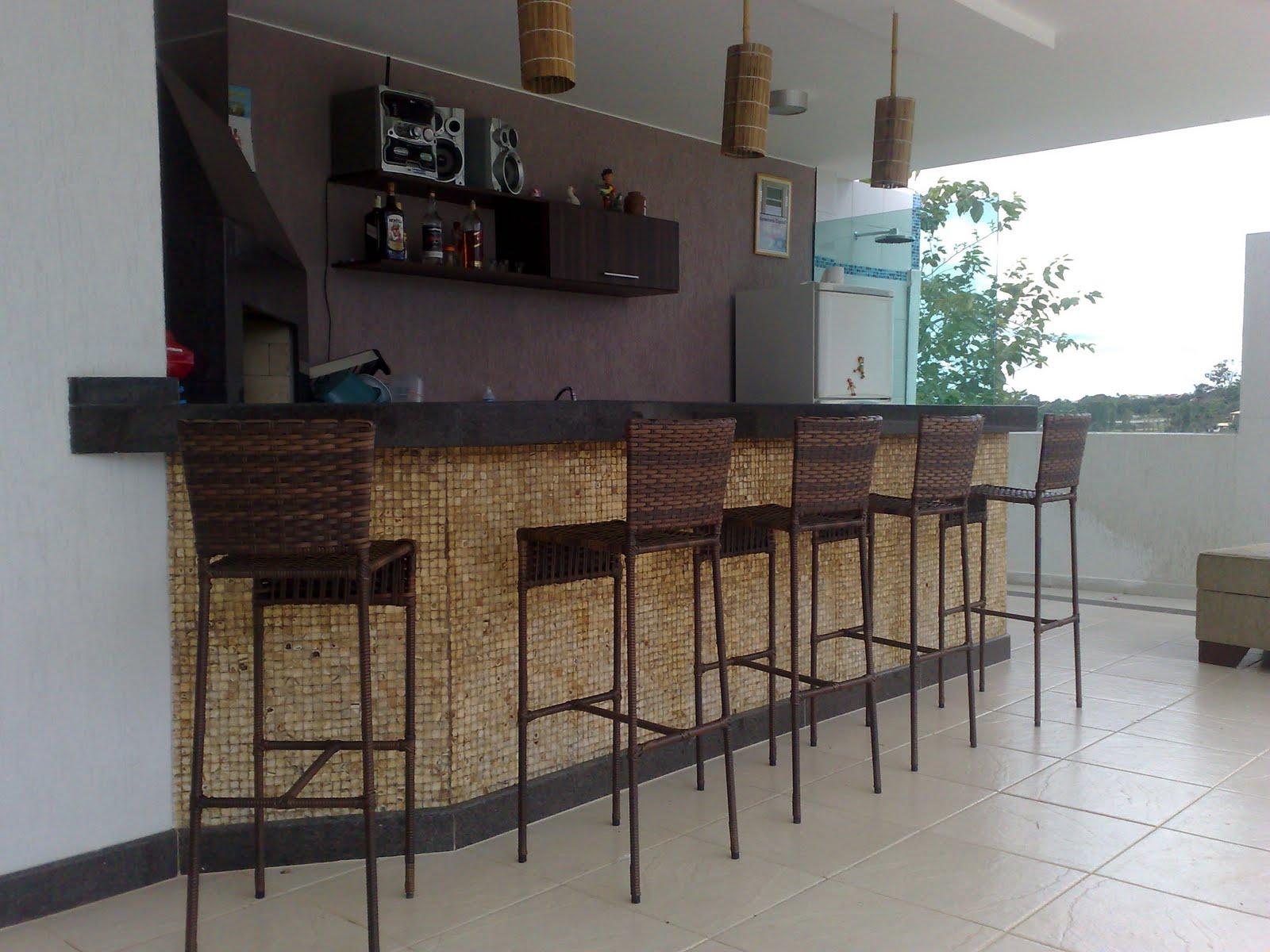 bancada cozinha americana larguraIdéias de decoração para casa #604C39 1600 1200