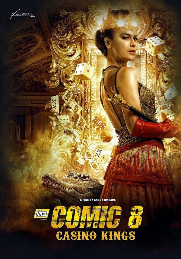 Sophia Latjuba comic 8 casino king