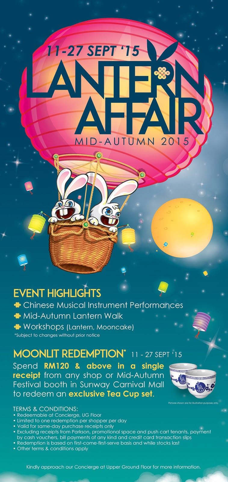 Mid Autumn Festivities And Activities Around The Klang