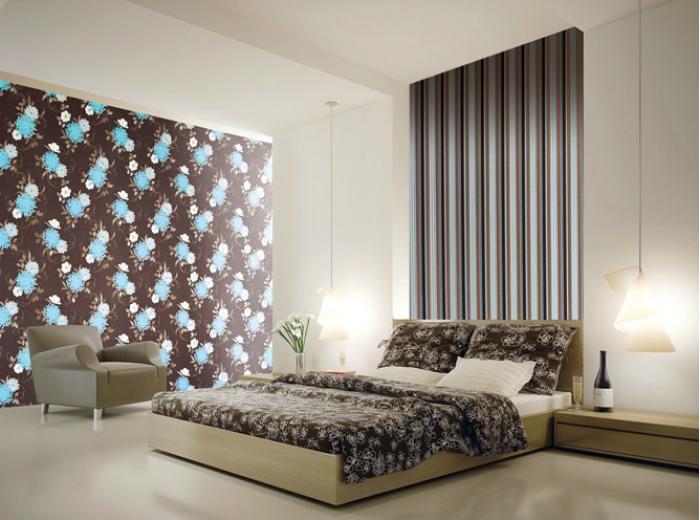 Dizain interior cu tapete