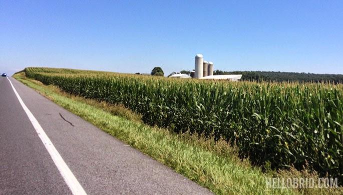 farm roads in hershey pa