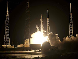SPACEX DRAGON LAUNCHES