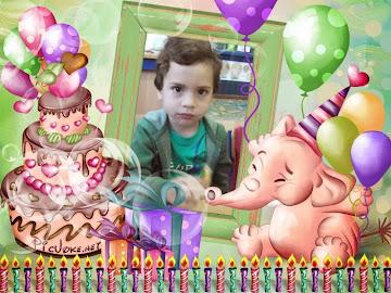 Cumpleaños de Miguel Angel