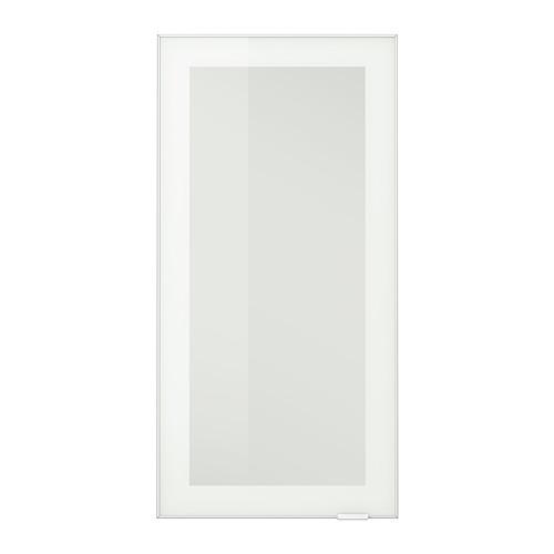 Puertas vidrio Jutis blanco cristal al acido