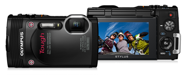 Olympus Stylus TG-850 iHS, Olympus TG-850, underwater camera, dustproof, shocproof camera, camera for adventure, camera for holiday,