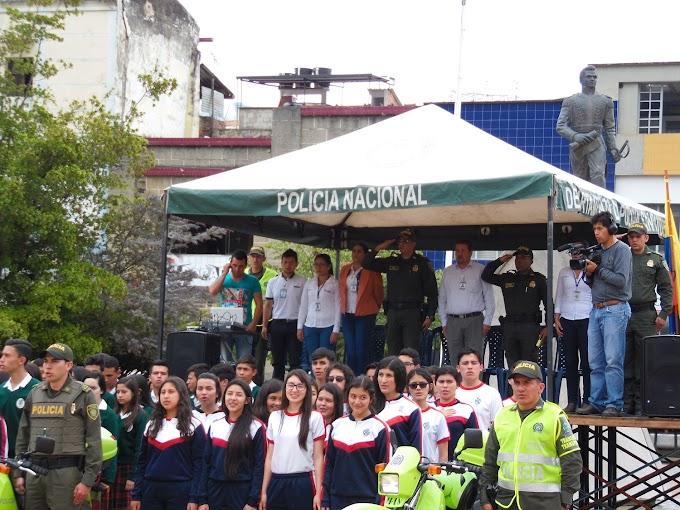 En Málaga, autoridades socializan nuevo Código Nacional de Policía