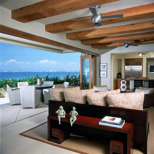 beach house design ideas modern kitchen island design ideas - Beach House Design Ideas