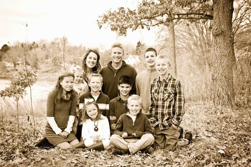 Family Fall