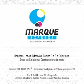 MARQUE EXPRESS GRÁFICA