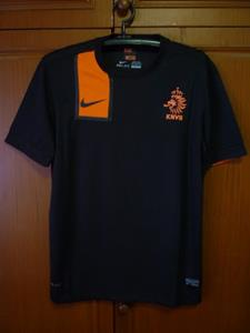 Jersey Holland (Belanda) Away 2012