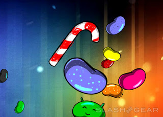 What is the Android Candy Cane