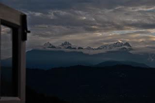 Window view, Tadong - Rinchenpong - kaluk, west sikkim tour