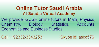 Online Tuition Physics, Math and Chemistry, Stats, biology, Saudi Arabia
