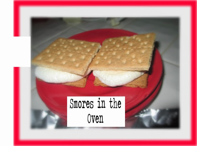 Smores in the Oven
