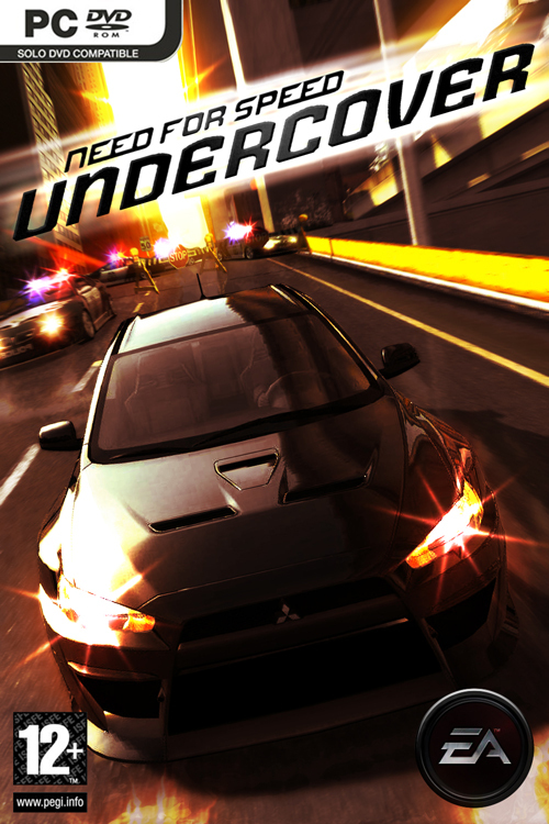 Need For Speed Undercover PC Game Free Download Full Version ISO ...