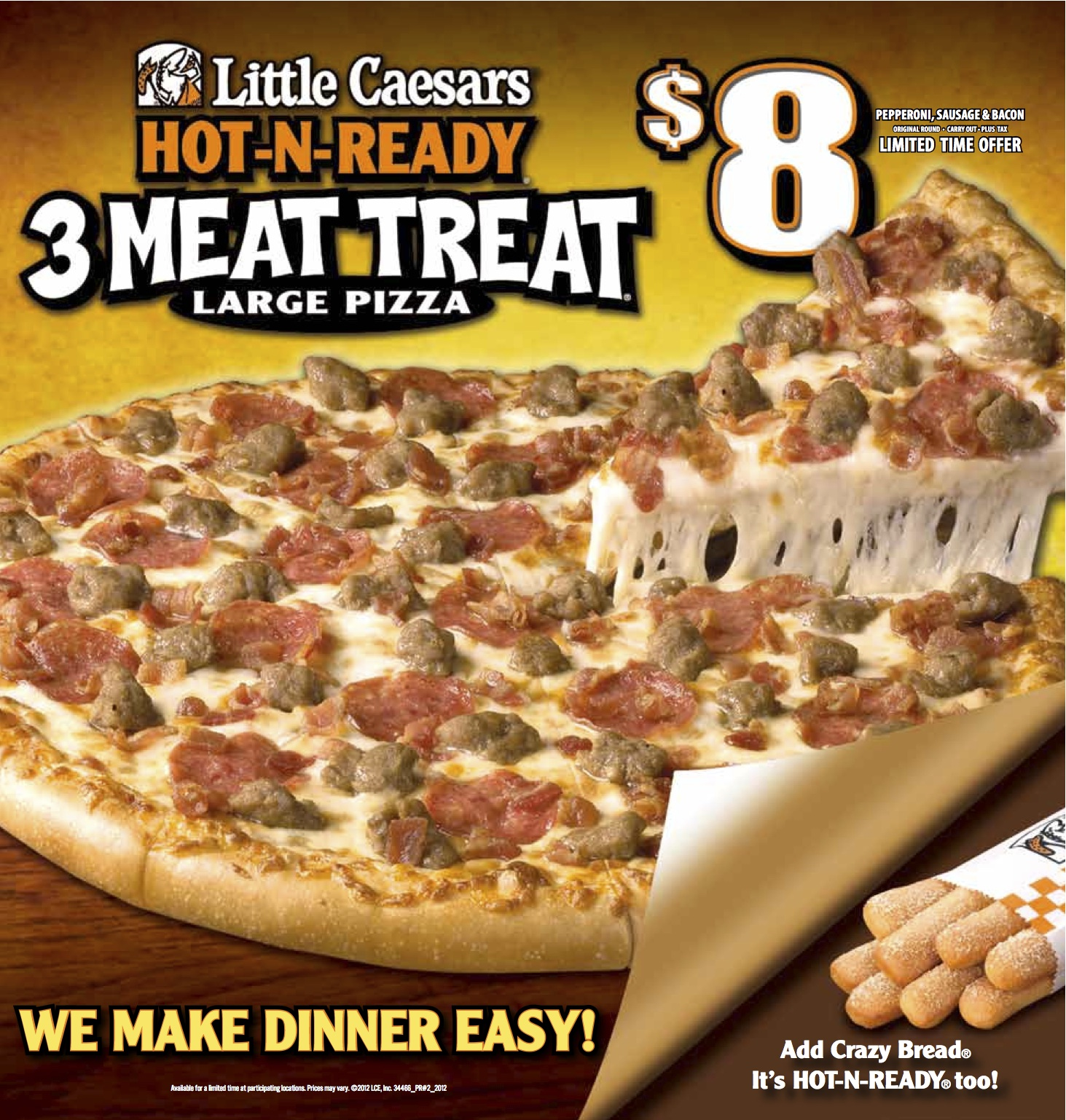 Little Caesars HOT-N-READY Promotions & Deals + Gift Card Giveaway ...
