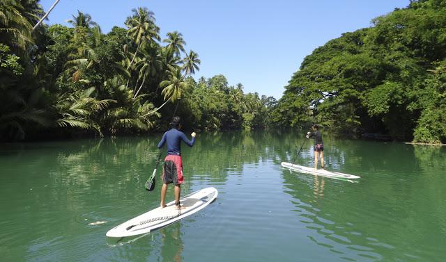 SUP Tours Bohol