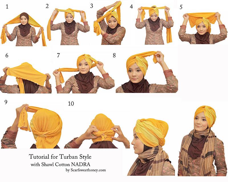 ... modis hijab tutorial segi empat 14 cara pakai jilbab modis oleh rania