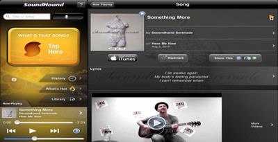 SoundHound Music Apps