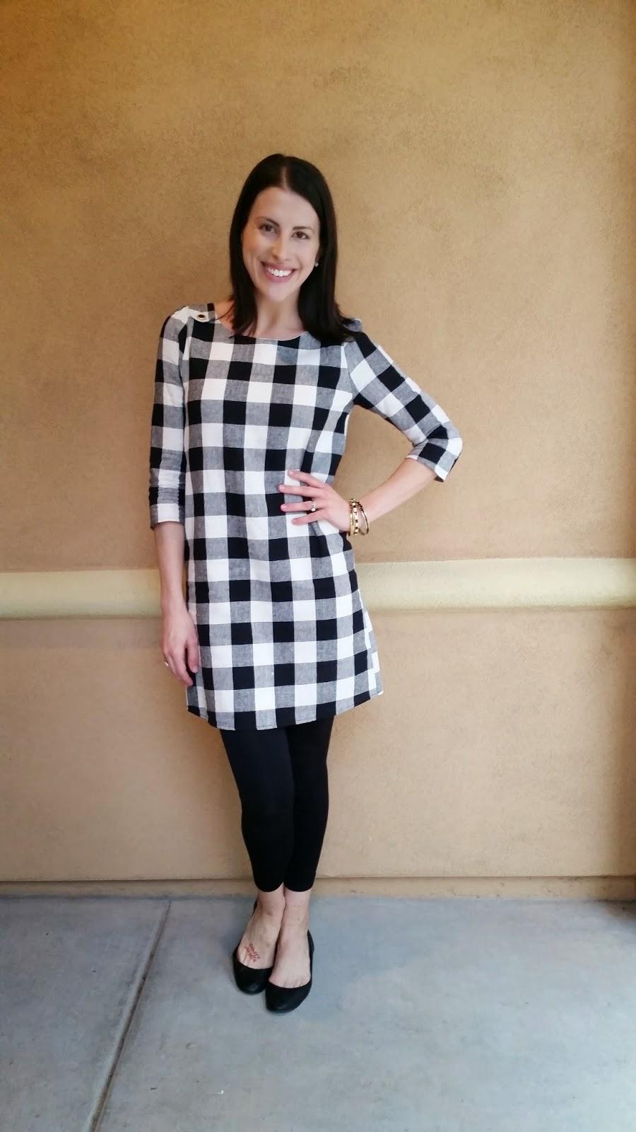 dress with leggings and flats wwwpixsharkcom images