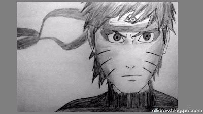 Naruto Sketch 4