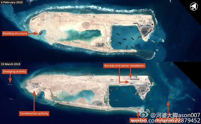 Spratly Islands archipelago