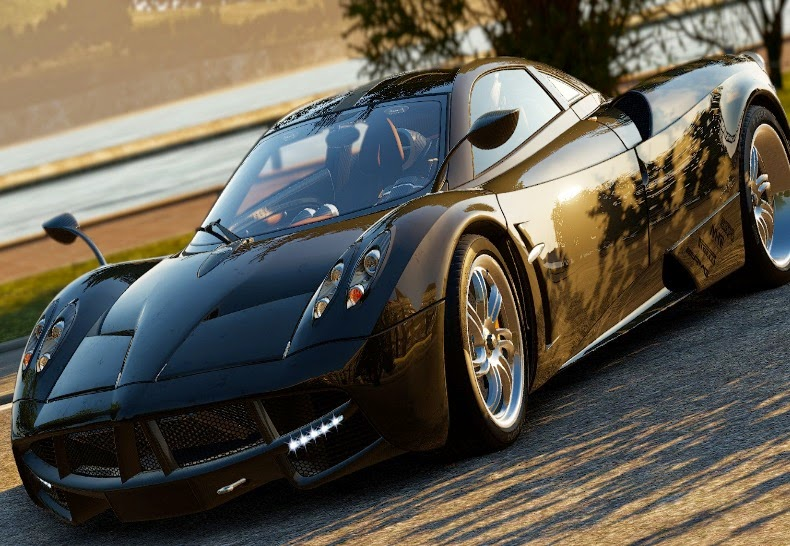 Project Cars 1080p and 60 frames per second for devices PS4 and Xbox One