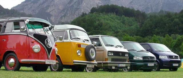 Volkswagen Van Models