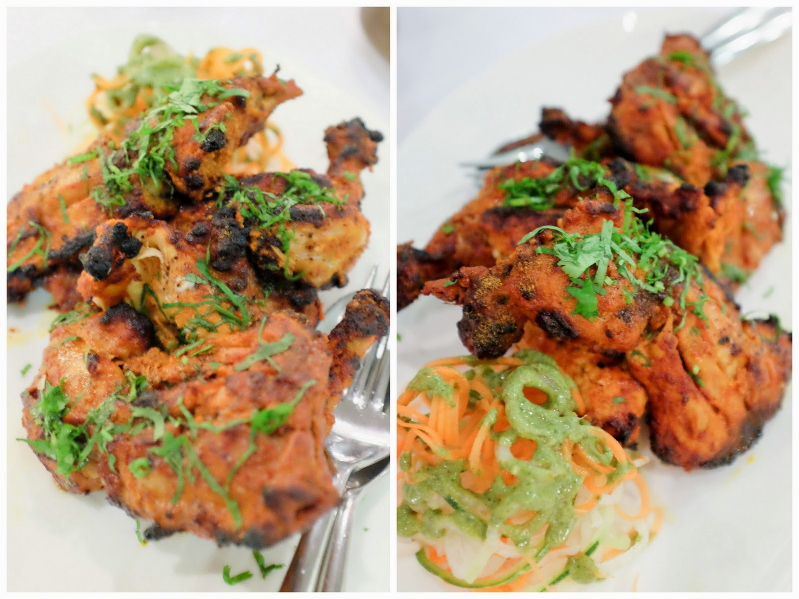 Chicken Tandoori Recipe  Food Network