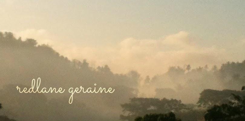 Redlane Geraine