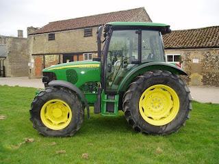 5620.2 741792 Tractor John Deere 5620 71Cp 2007 750h