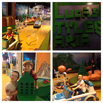 Legoland Discovery Centre Rides