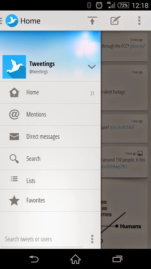 Tweetings for Twitter v6.4.3.5