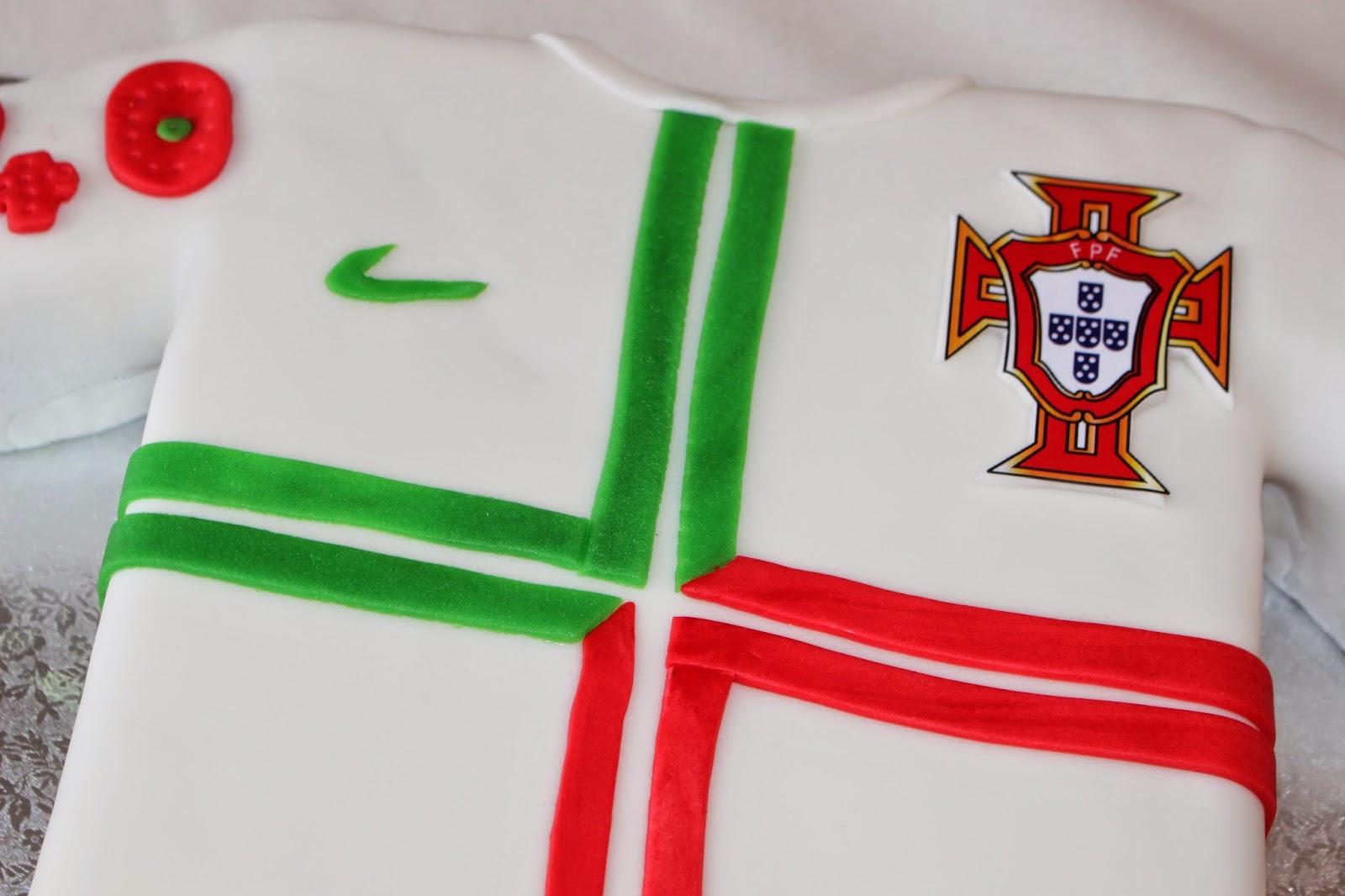 Gateau de bapteme portugais