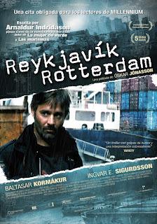 Reykjavik – Rotterdam