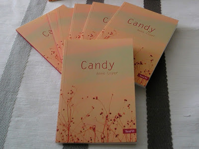 Candy, roman Ado de Anne Loyer - Voir la présentation détaillée