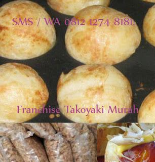 franchise takoyaki murah